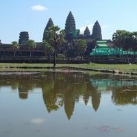 Мистический Ангкор Ват (королевство Камбоджа)