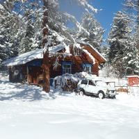 Альпинистский лагерь в долине Актру