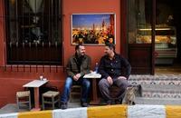 Фототур с Сергеем Медведчиковым. Стамбул